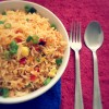 INDO-CHINESE FRIED RICE