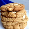 WHITE CHOCOLATE CHIP CASHEW NUT COOKIES