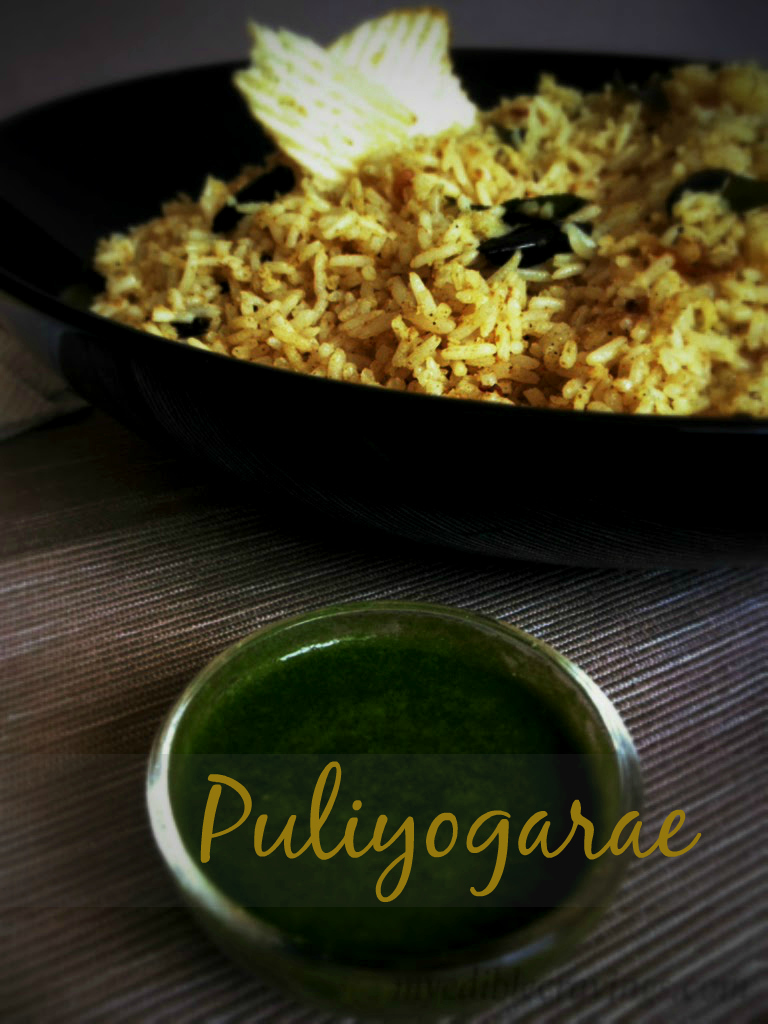 Puliyogare