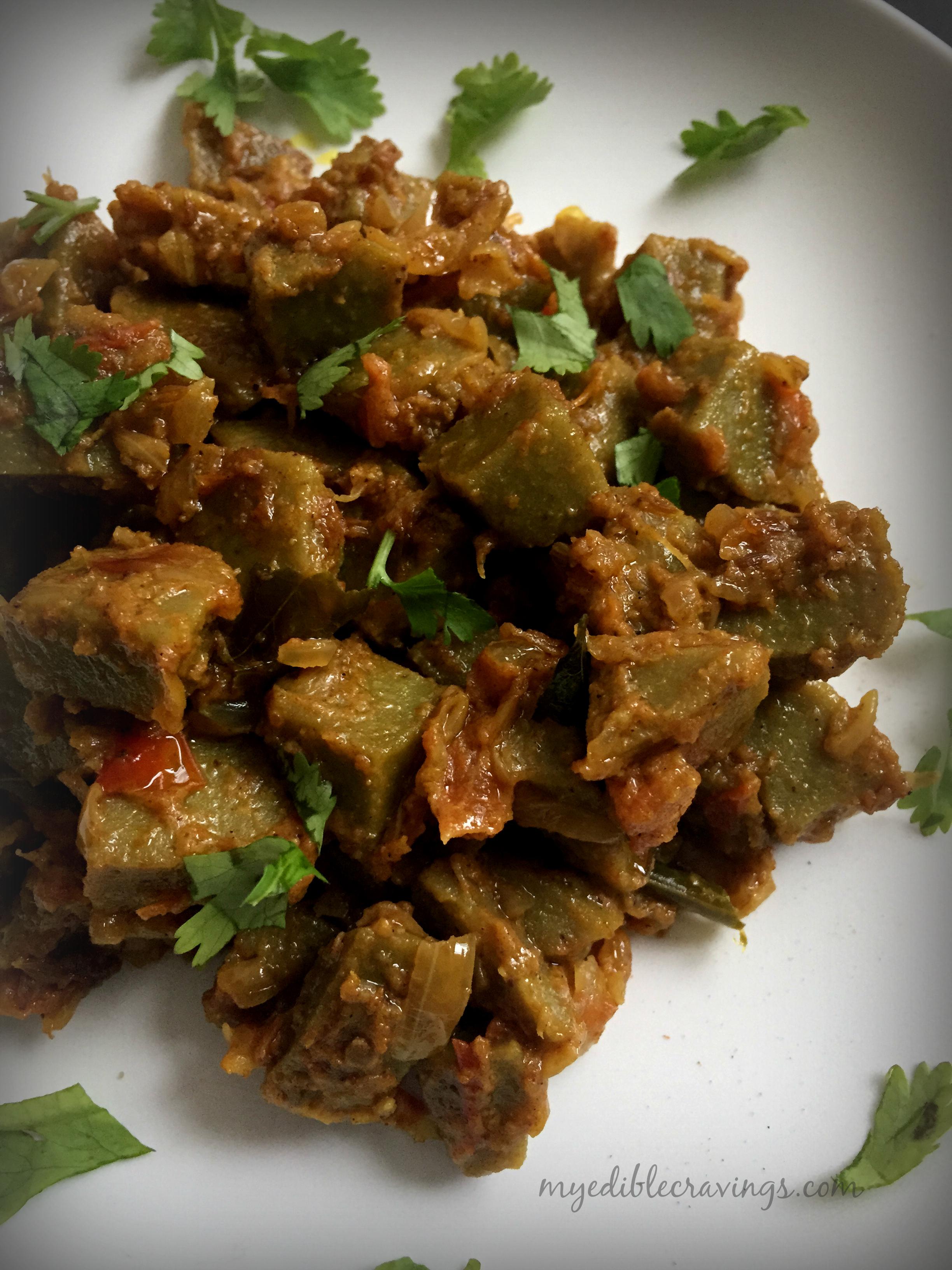 veg liver fry