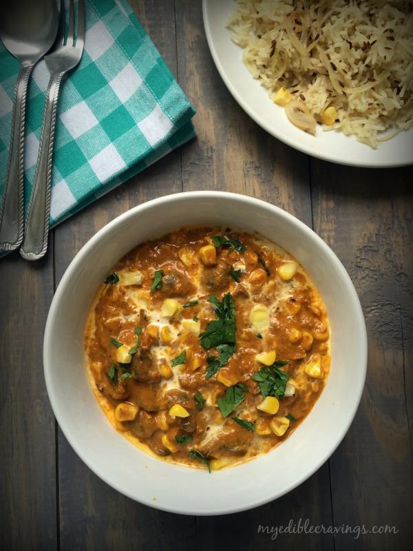 Mushroom Corn Ki Jugal Bandi
