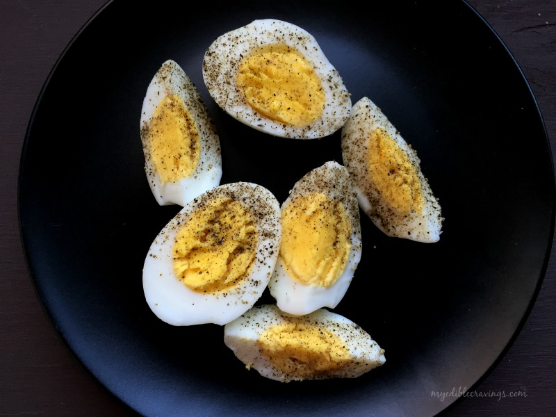 perfectly boil eggs